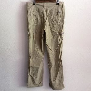 33 x 32 Eddie Bauer Travex Nylon Hiking Pants